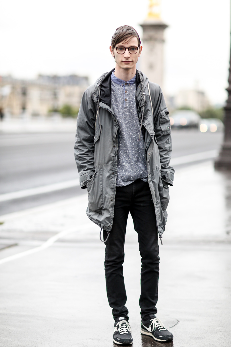 The Best Of Paris Men 39 S Fashion Week Street Style Day 4 The Impression