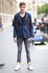 Men's Fashion Week Street-Style