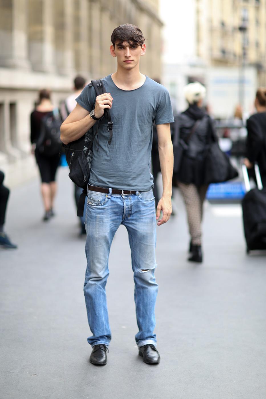 The Best Of Paris Men S Fashion Week Street Style Day 5