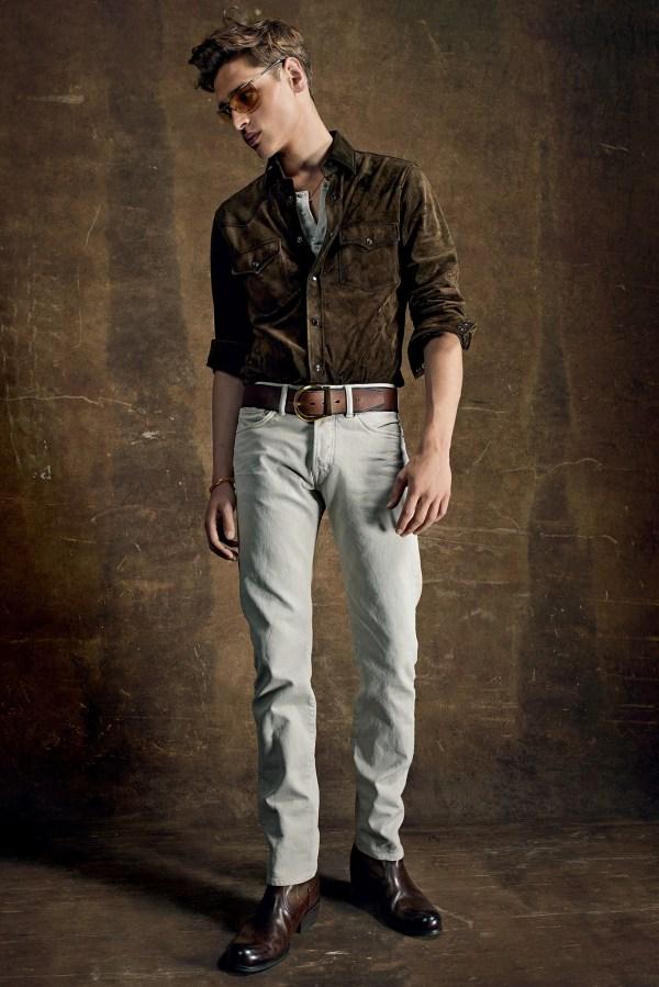 Tom Ford Menswear Spring 2015