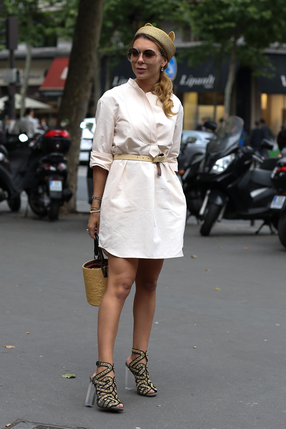 The Best Of Paris Couture Fashion Week Street Style Day 3 The Impression