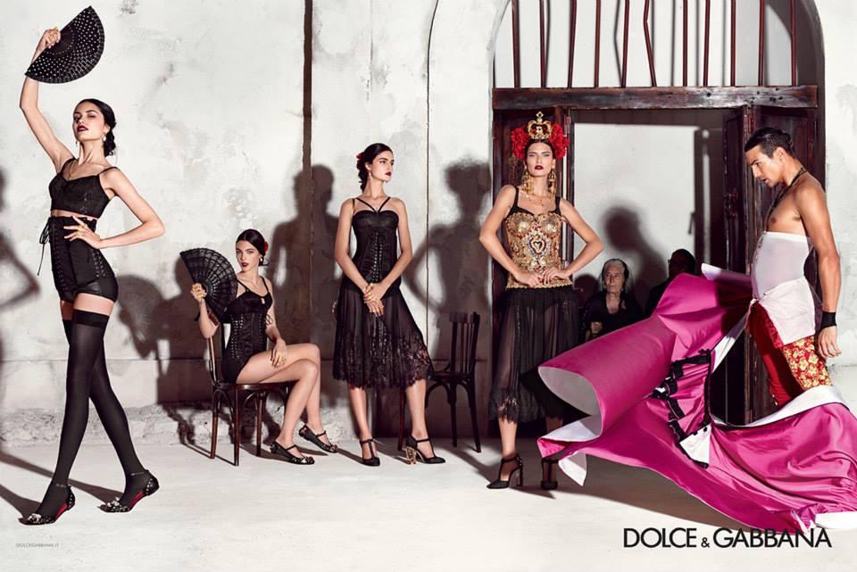 Dolce-Gabbana-spring-2015-the-impression-3