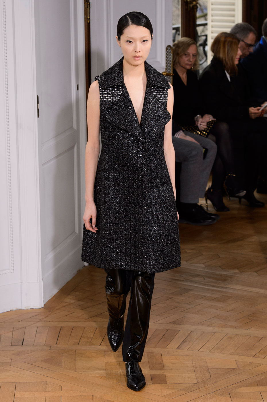 Bouchra-Jarrar-fashion-runway-show-haute-couture-paris-spring-summer-2015-the-impression-35