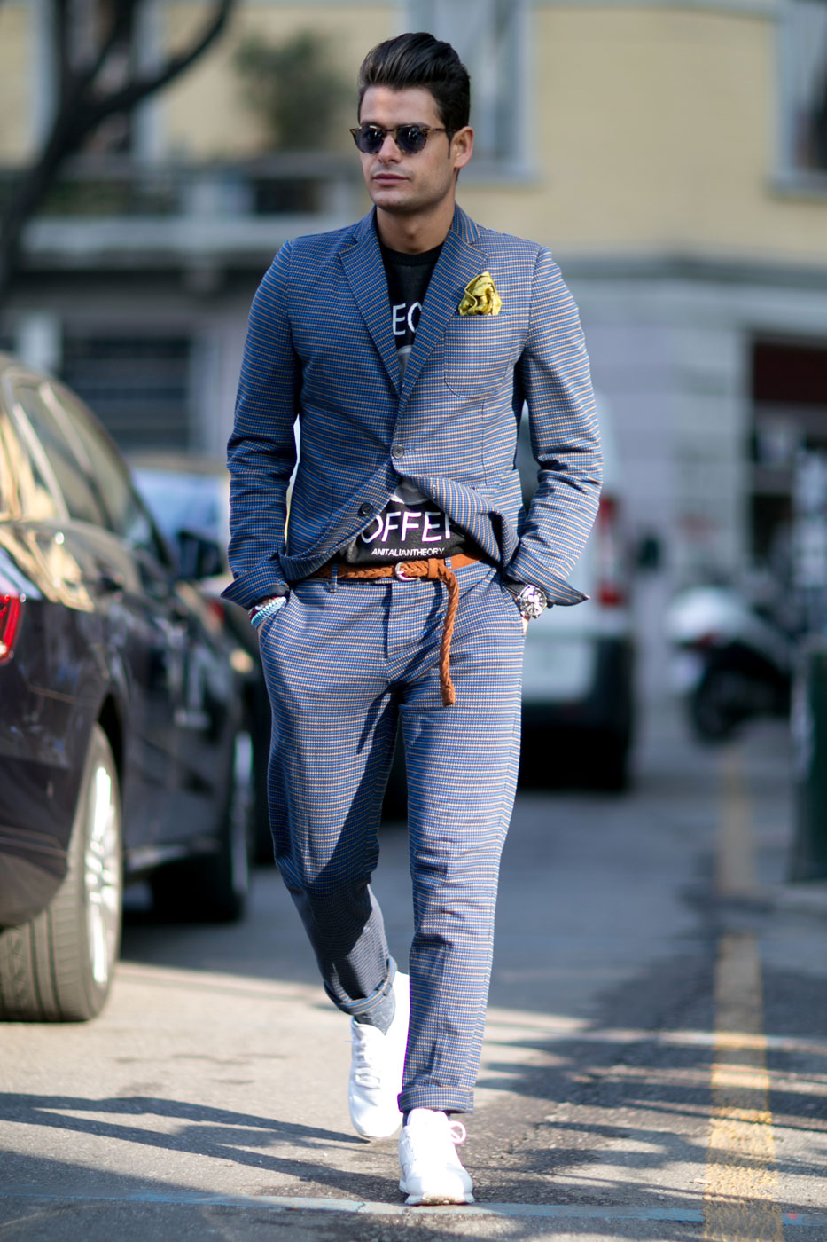 The Best Of Milan Men S Fashion Week Street Style Day 4