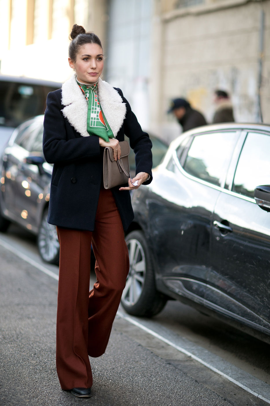The Best Of Milan Men S Fashion Week Street Style Day 1