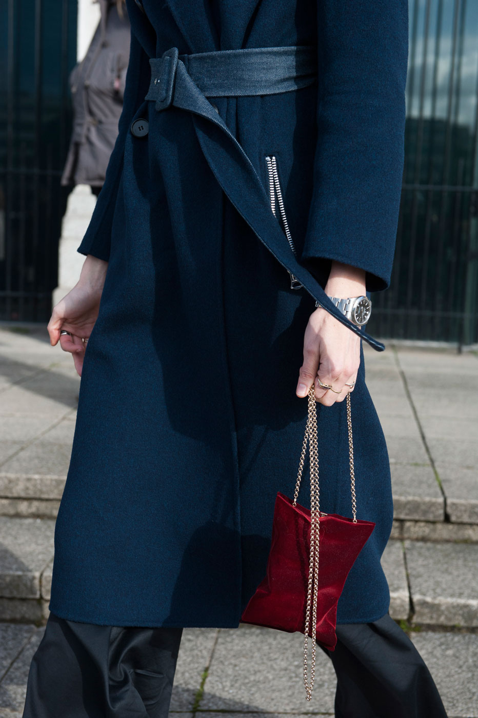 The Best Of London Fashion Week Street Style 2015 Day 5