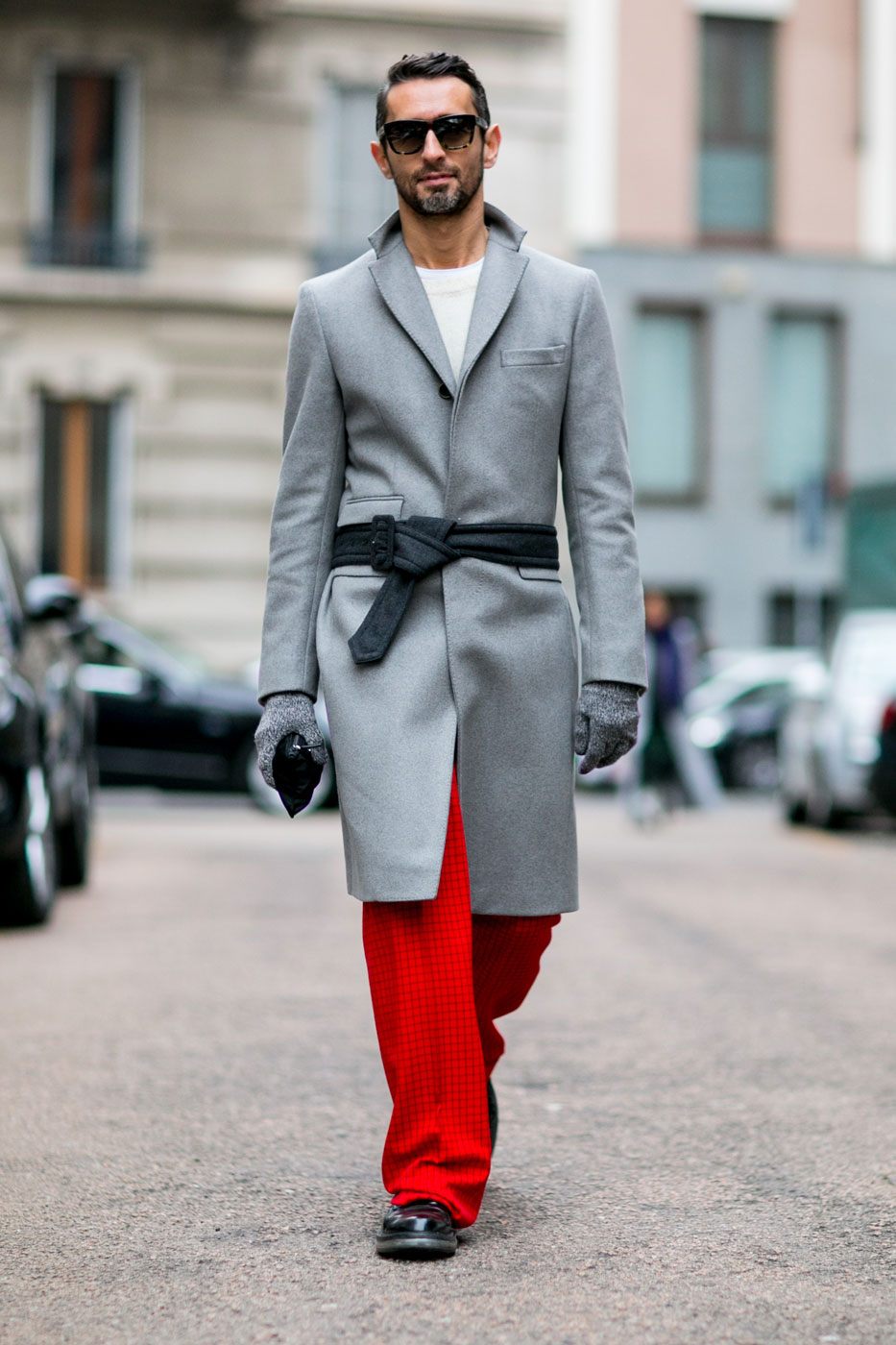 The Best Of Milan Fashion Week Street Style 2015 Day 3 The Impression