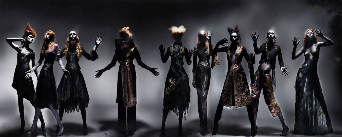 Unseen McQueen: New Artwork Celebrates Alexander McQueen Retrospective