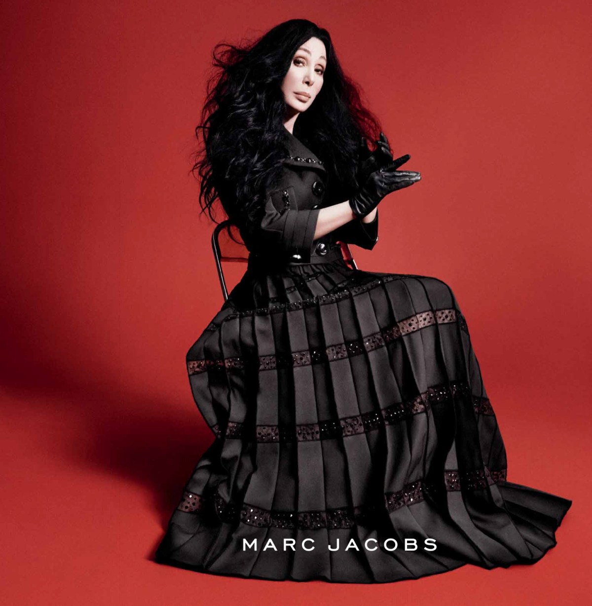 marc jacobs fall 2015 ad cher photo