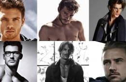 Top male models photo