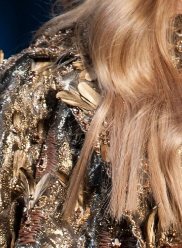 Ralph & Russo Fall 2015 couture show close-ups