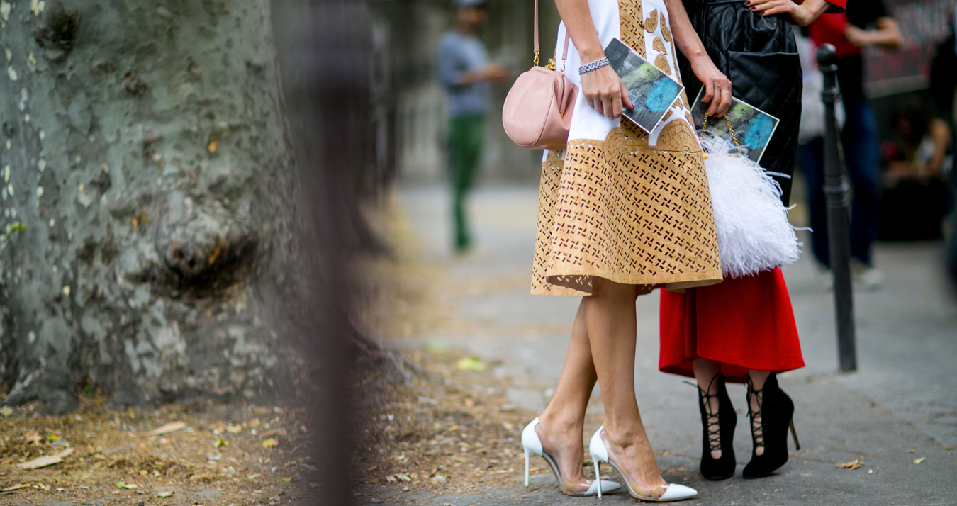 Best Of Paris Haute Couture Street Style Fall 2015 The Impression