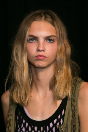 Alexander Wang Beauty-spring-2016-fashion-show-the-impression-42