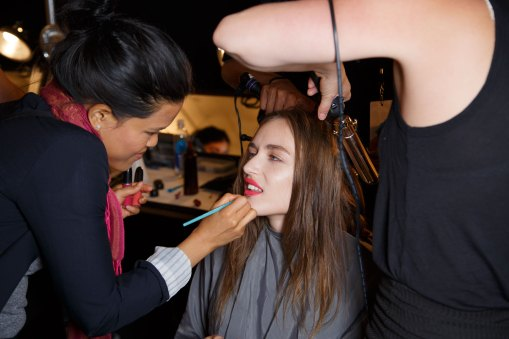 BADGLEY-MISCHKA-backstage-beauty-spring-2016-fashion-show-the-impression-19