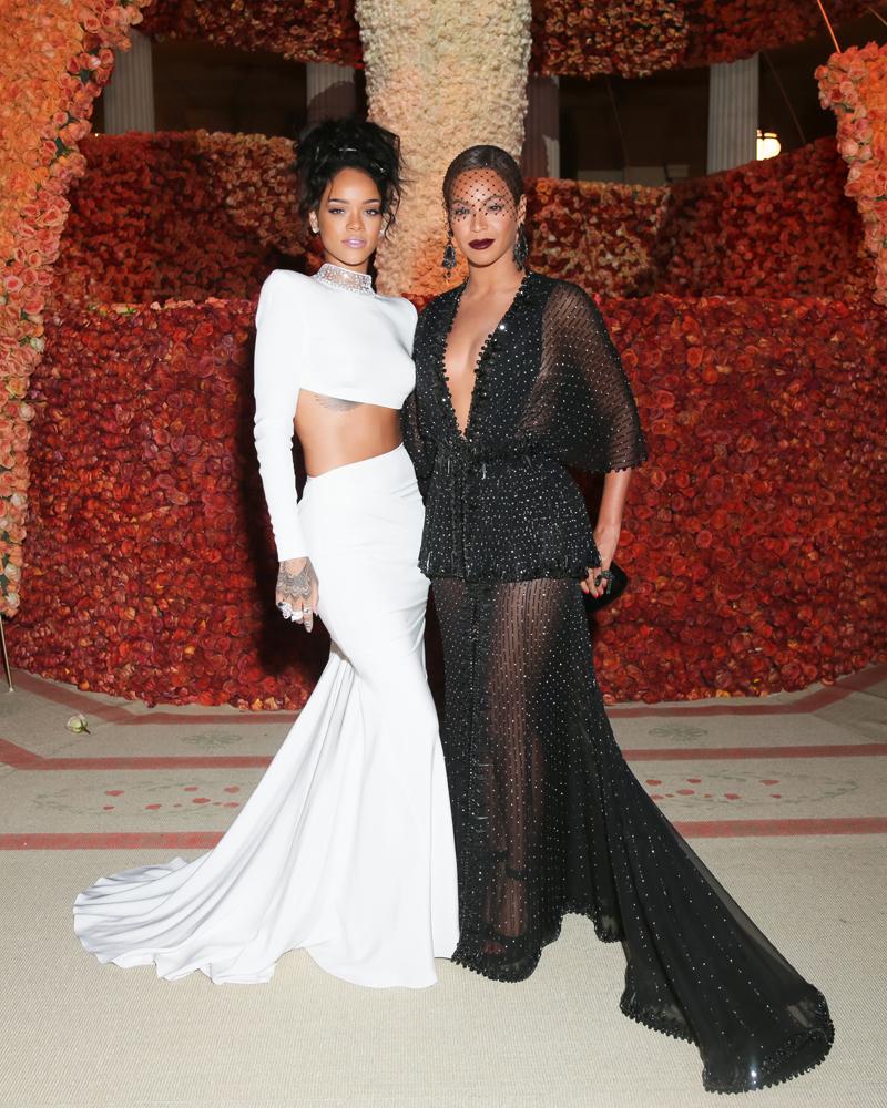 Rihanna, Beyoncé Knowles, SPECIAL RATES APPLY