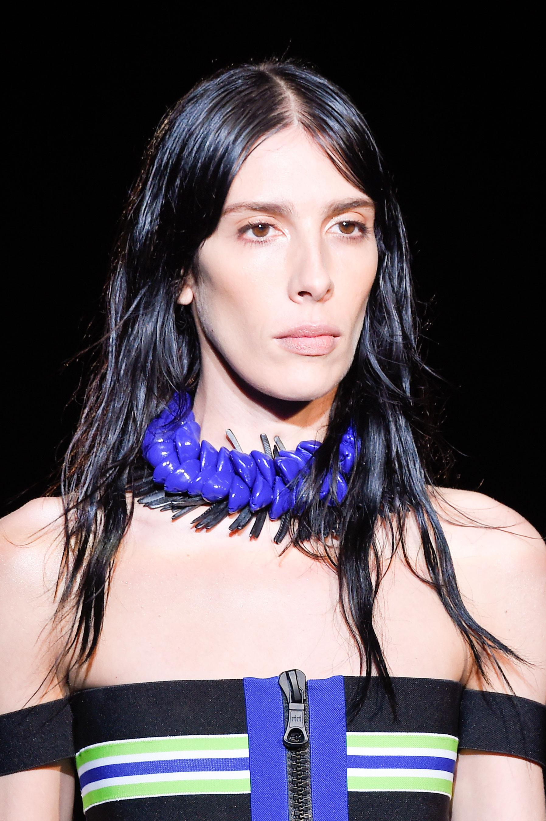 DSquared2-runway-beauty-spring-2016-fashion-show-the-impression-008