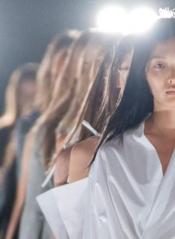 Damir Doma Spring 2016 Fashion Show Photo