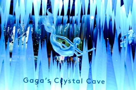 Gaga's Workshop Holiday Window | 2011