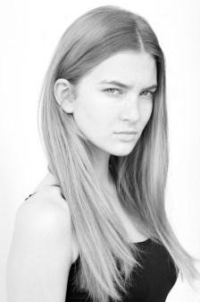Ashland Wenlandt model photo