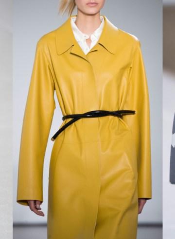 Jil Sander Spring 2016 Fashion Show Close-ups details Photo