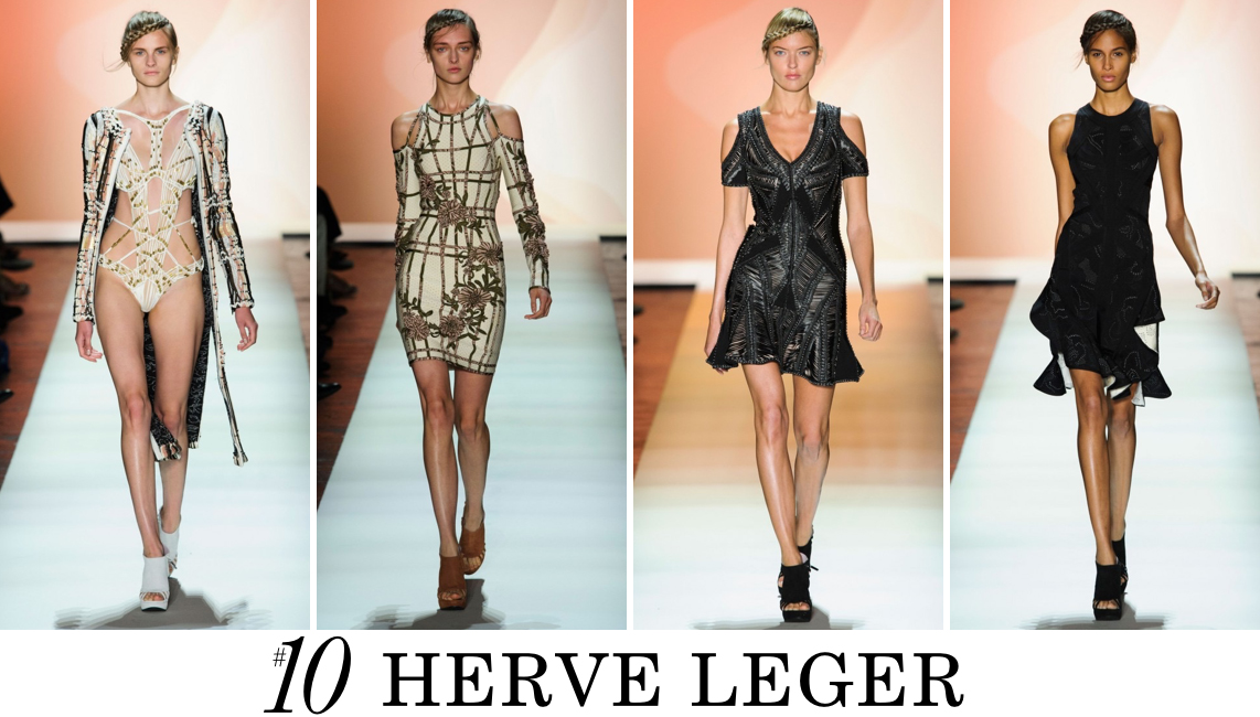 hever leger Top 10 Spring 2016