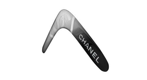 Chanel Boomerrang Photo
