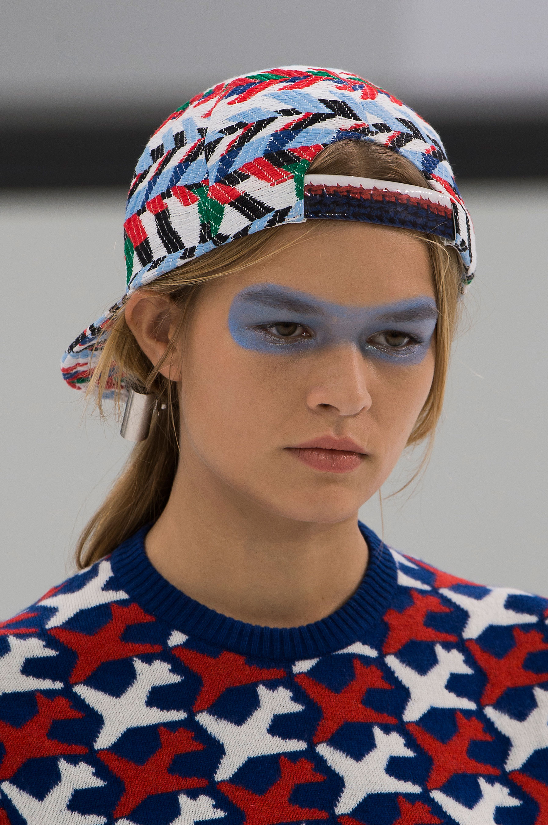 Chanel-spring-2016-runway-beauty-fashion-show-the-impression-25