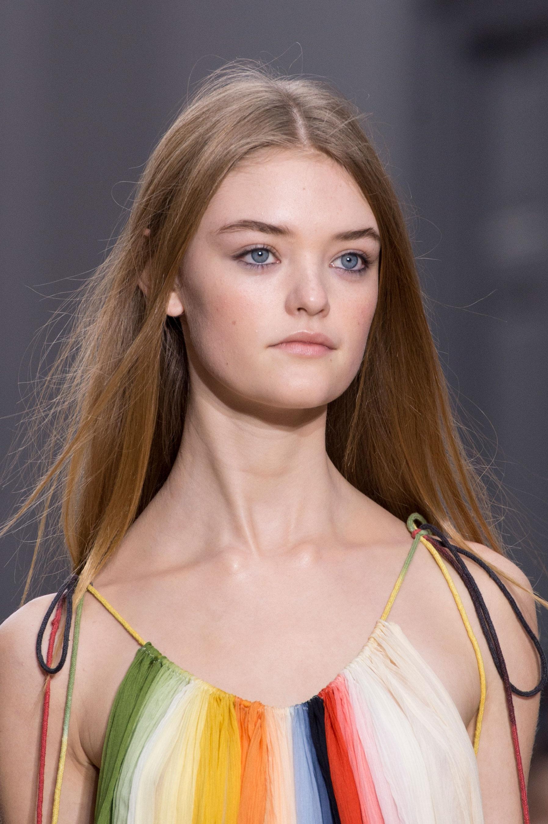 Chloe-spring-2016-runway-beauty-fashion-show-the-impression-16