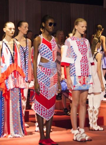 Keno Spring 2016 Fashion Show Photo