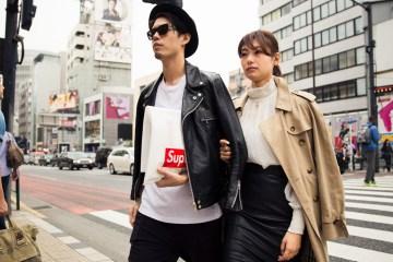 Tokyo Street Style October 2015