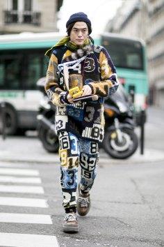 Paris m str RF16 1034