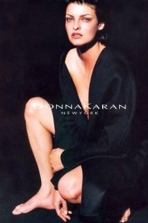 Donna Karan FW 1997