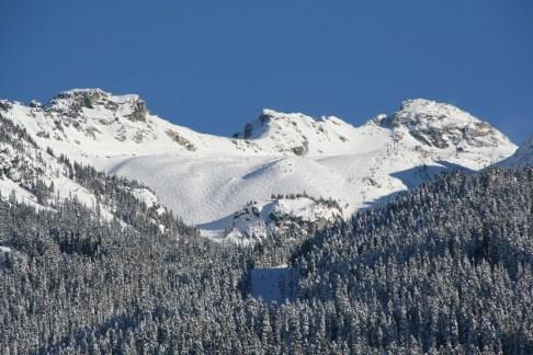 Blackcomb Peak – Whistler, British Columbia