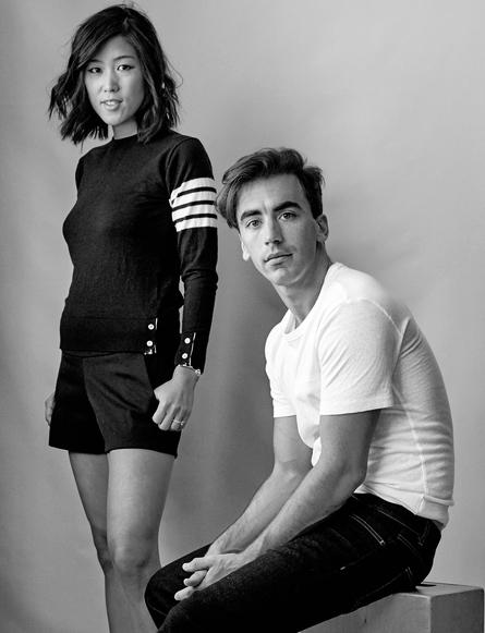 LAURA KIM AND FERNANDO GARCIA Monse