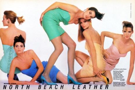 North-Beach-Leather-1986-Spring-Cindy-Crawford-Joan-Severance-Deborah-Harris-Terri-May-Skrebneski-2