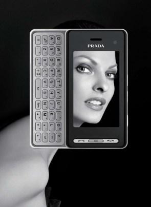 Prada LG Phone FW 2008
