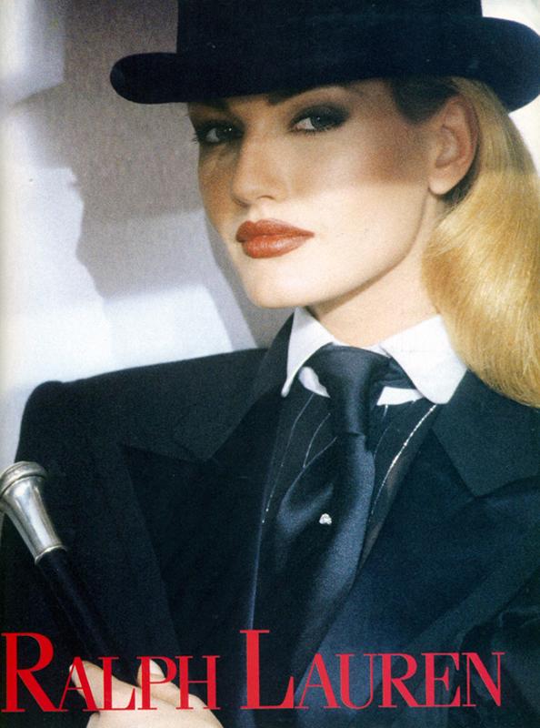 Ralph Lauren Collection FW 1992