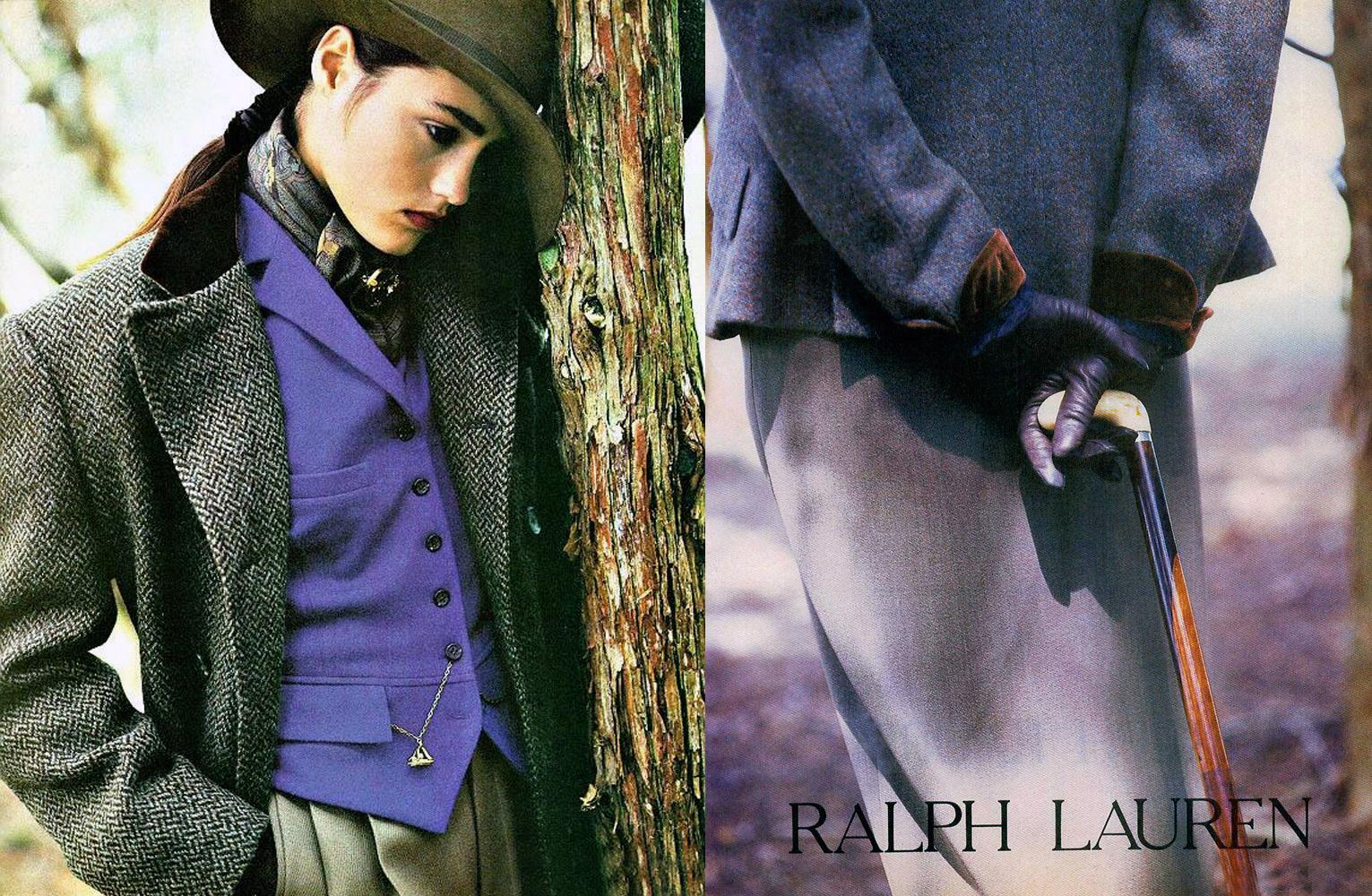 Ralph-Lauren-Yasmin-LeBon-fall-ad-1985-2