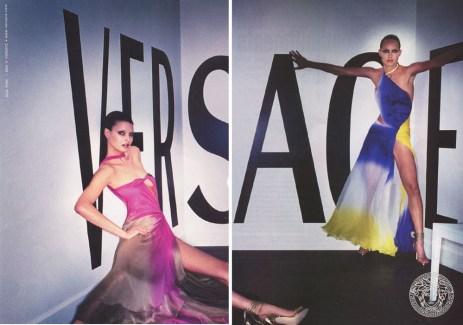 Versace FW 2002