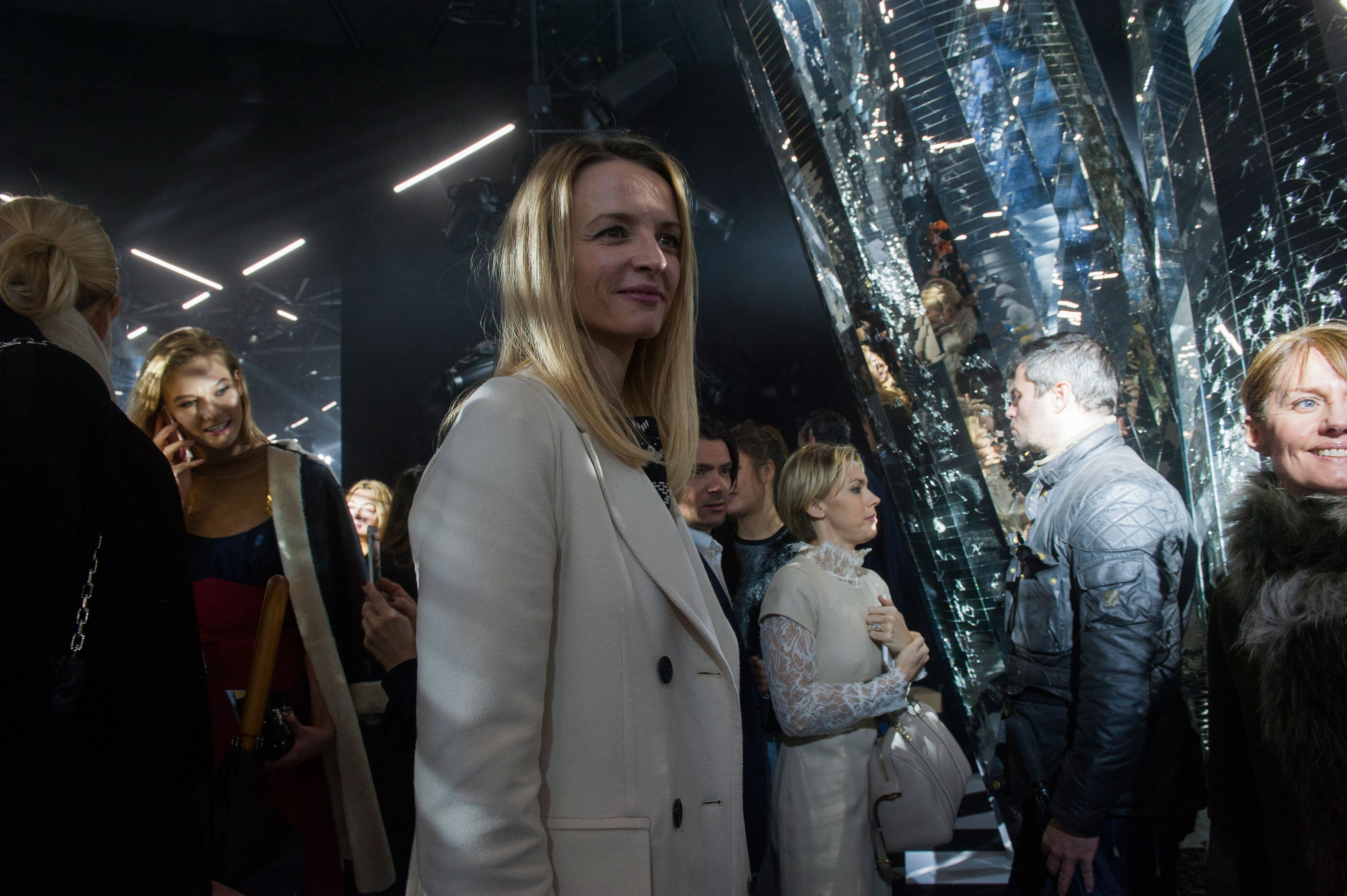 Delphine Arnault at Louis Vuitton