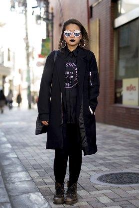 Tokyo str RF16 105