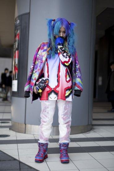 Tokyo str RF16 33