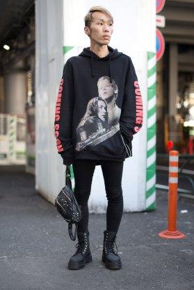 Tokyo str RF16 4034