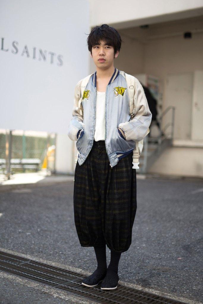 Tokyo str RF16 4036