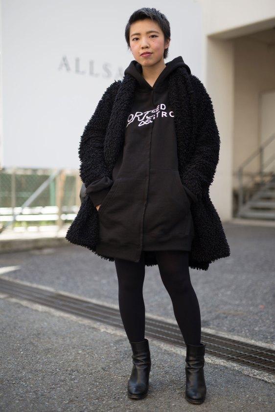 Tokyo str RF16 4043