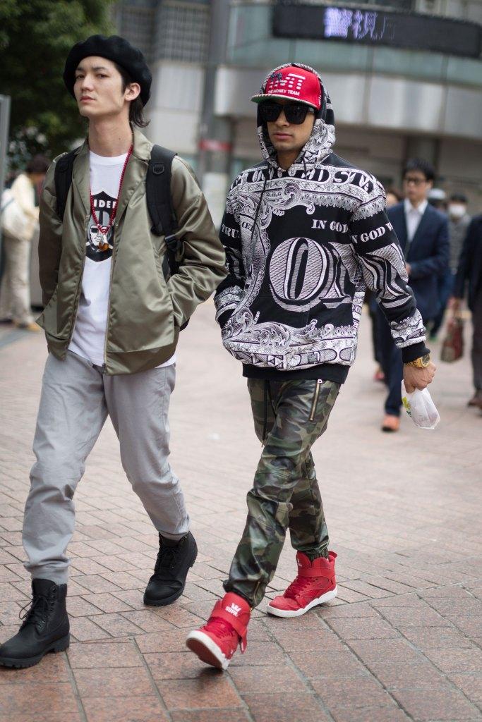 Tokyo str RF16 4117