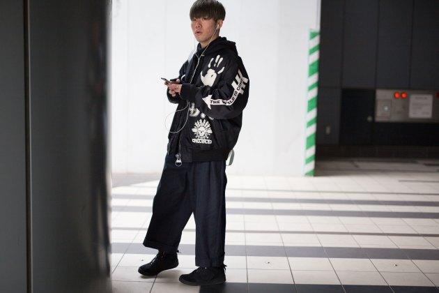 Tokyo str RF16 4473