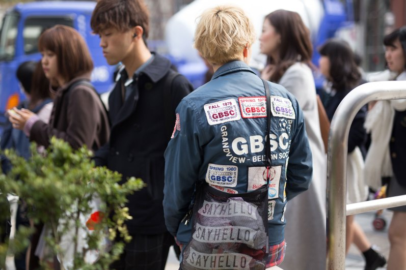 Tokyo str RF16 4987