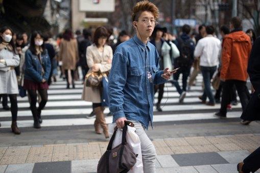 Tokyo str RF16 4995