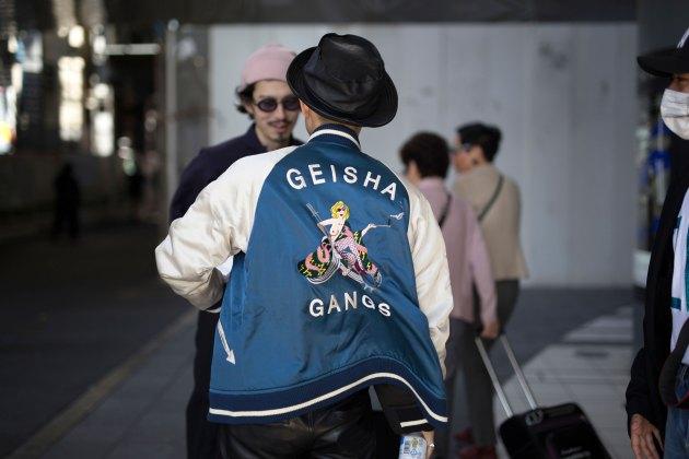 Tokyo str RF16 7029